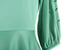 Vintage Green goddess dress