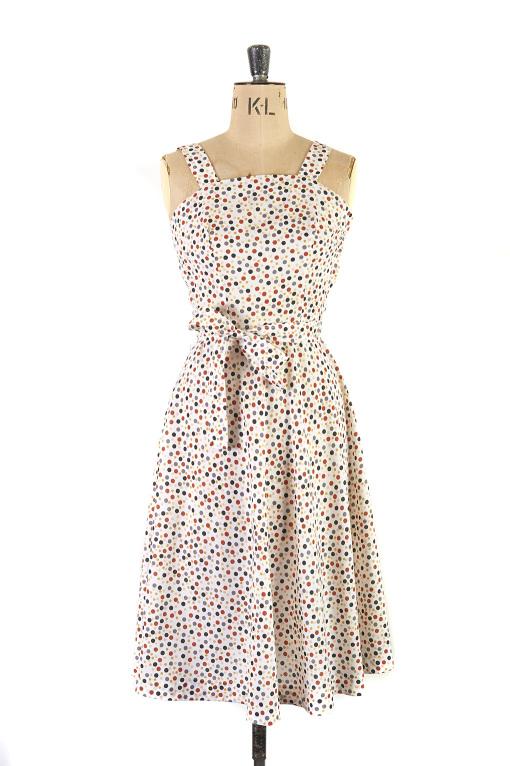 Spotty Horrockses Summer Dress