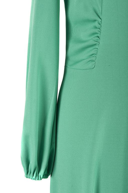 Emerald Hurrah! Green Maxi Dress