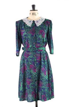 Vintage St Michael Dress, Size 14