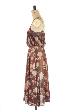 Young Edwardian Dress by Arpeja c.1970