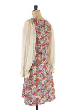Peasant Dress by Alexander Clare c.1960