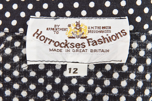 Horrockses Fashion Made in Great Britain