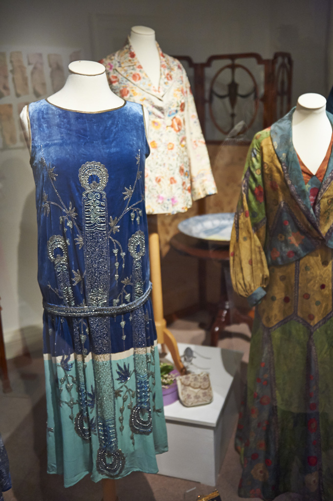 Fashion Exhibition Exhibtion at Killerton House Review Margot & Hesse