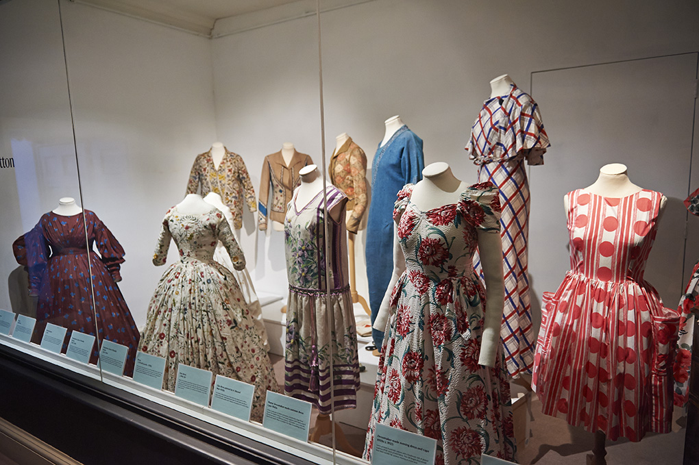 Linen Dresses From the Killerton House Collections