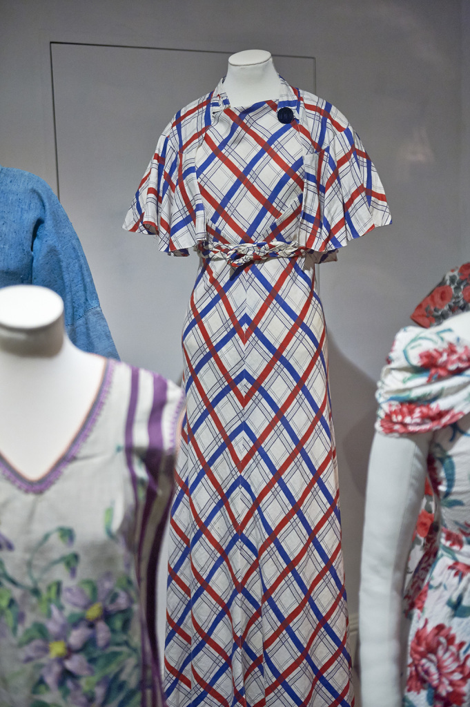 Cotton Dresses From the Killerton House Collections