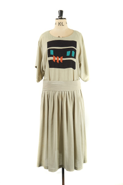 Jean Muir Studio Dress