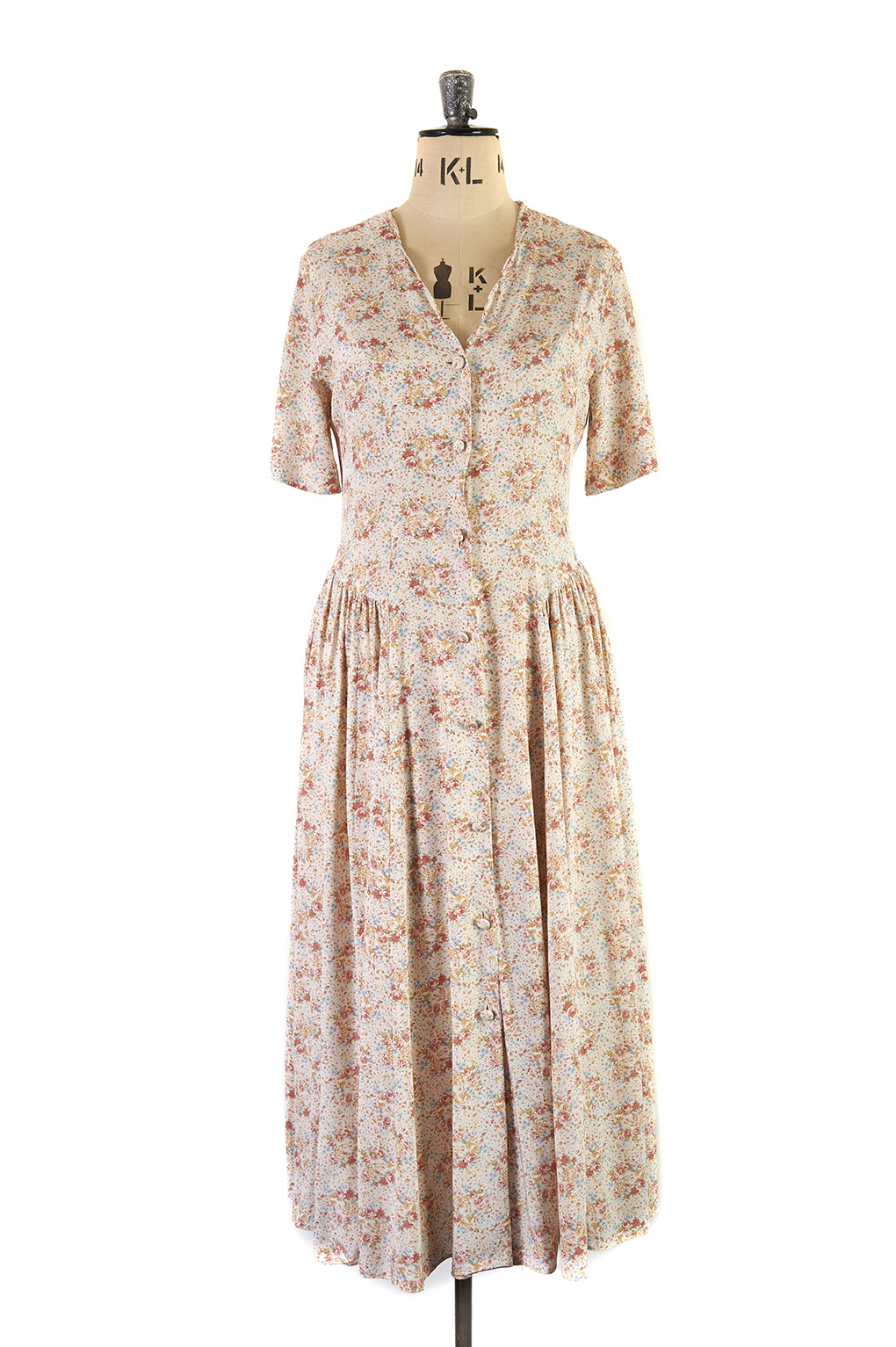 Vintage Laura Ashley Dress by Margot and Hesse