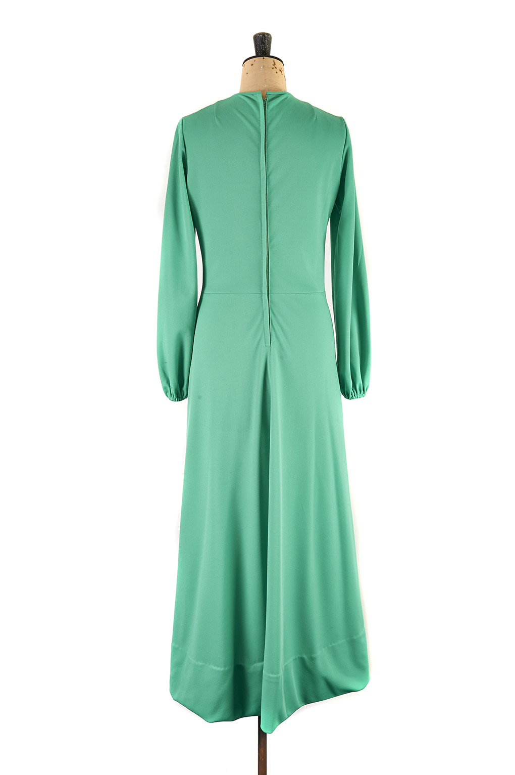 Emerald Hurrah! Green Maxi Dress