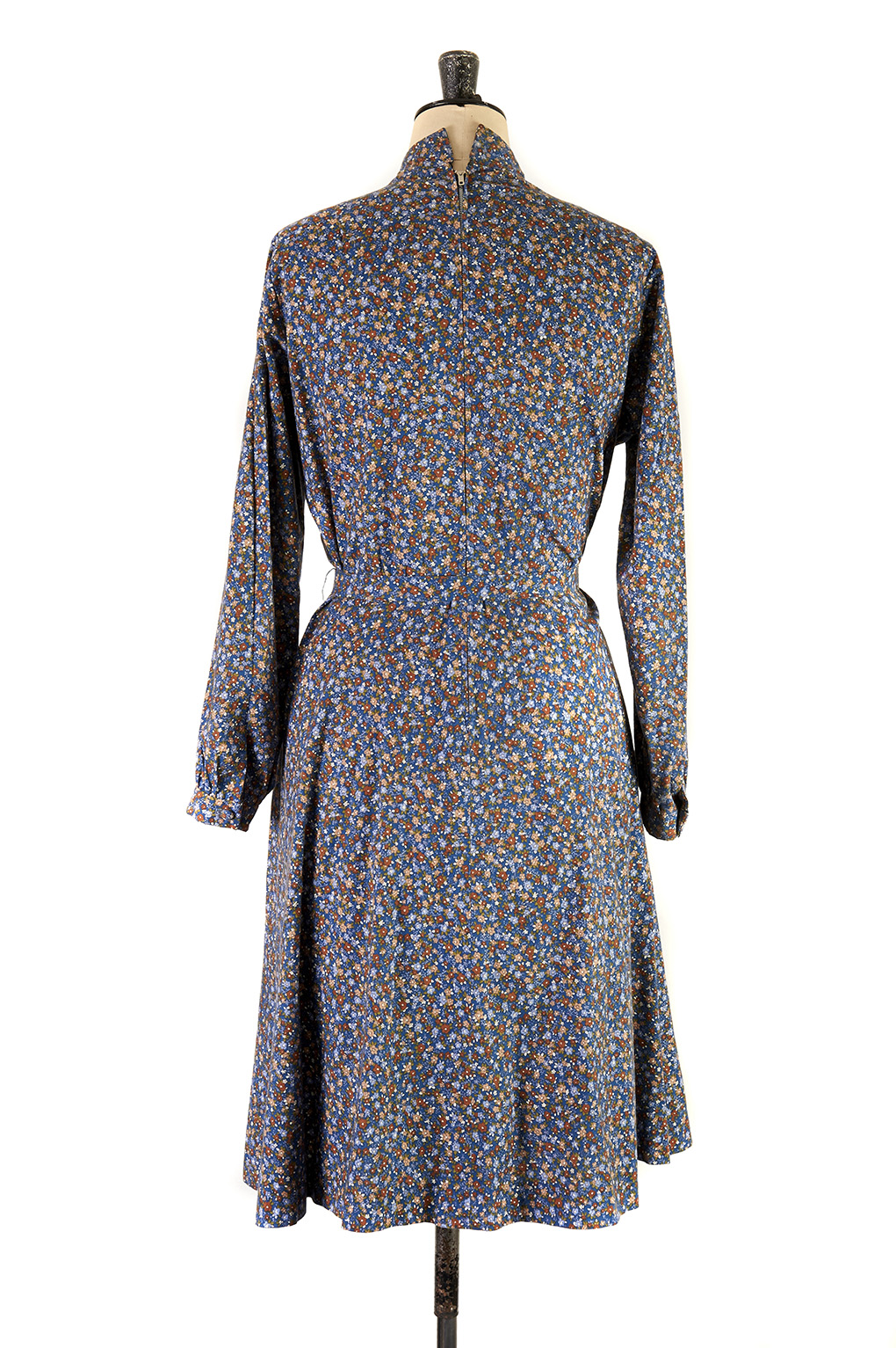 Warm Floral Dress by Margot and Hesse