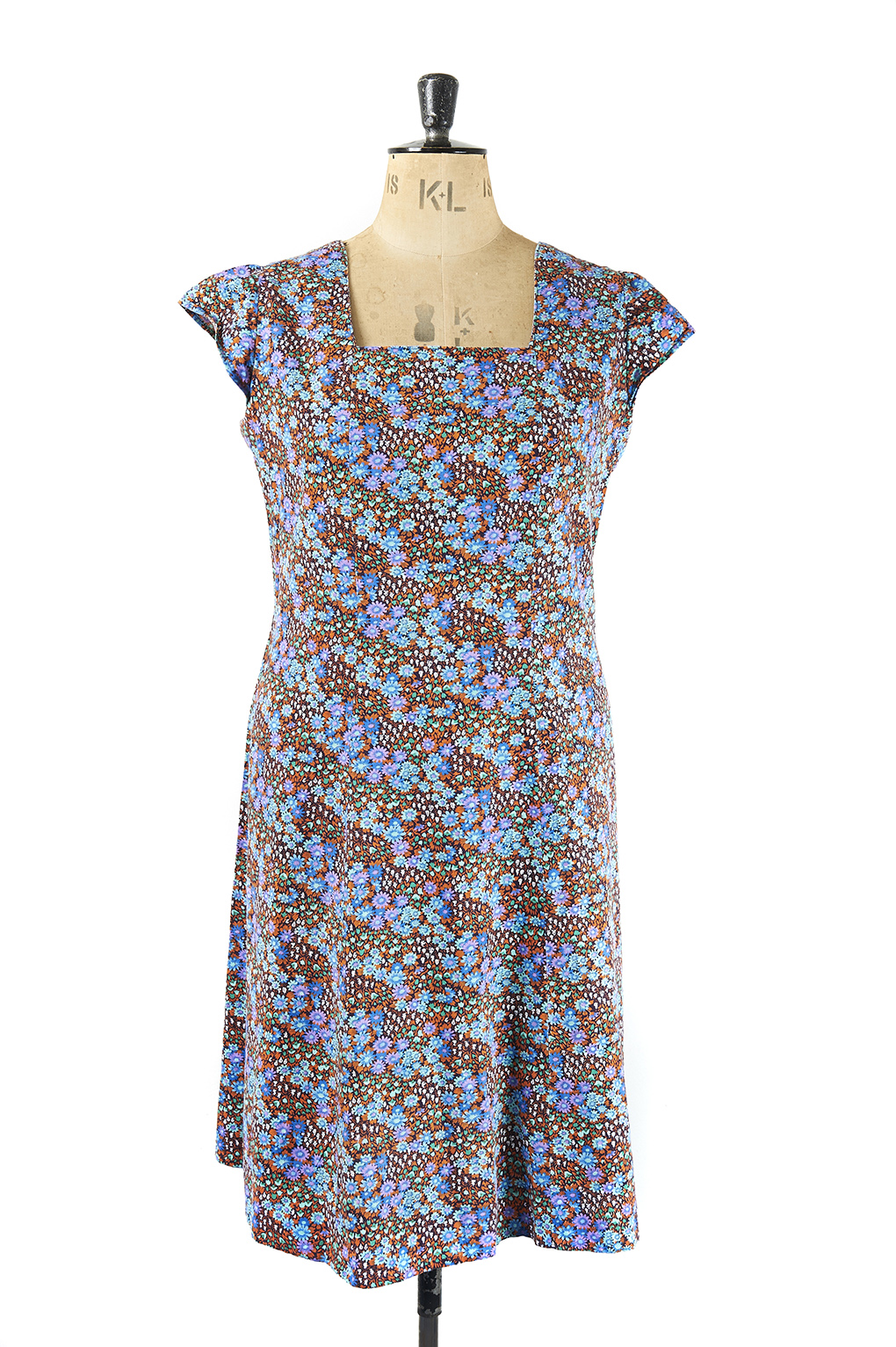 Size 22 Vintage Dress, Margot & Hesse